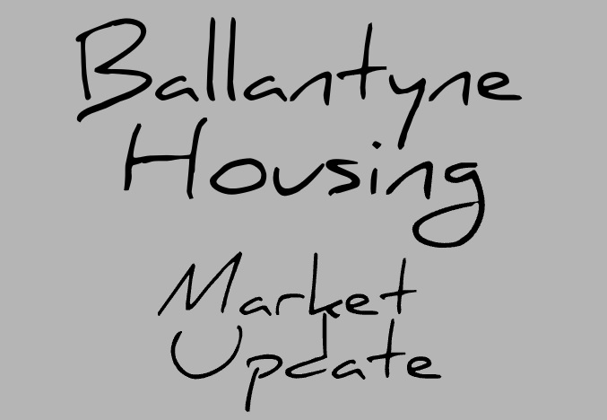 Ballantyne (28277 Zip Code) Housing Market Update & Video: August 2018