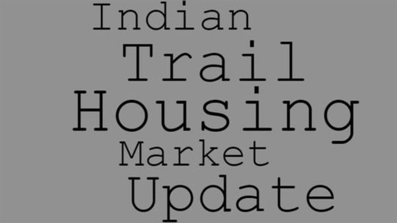 Indian Trail, NC Housing Market Update: August 2018