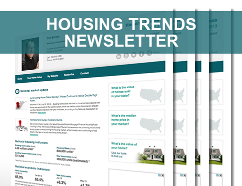 Great Homes In Charlotte's Housing Trends eNewsletter: November 2018
