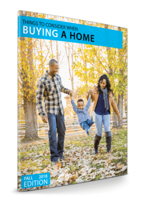 Home Buyer Guide For Fall 2018