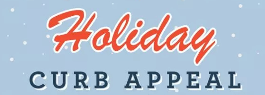 Curb Appeal Tips For Selling Your Home During The Holidays