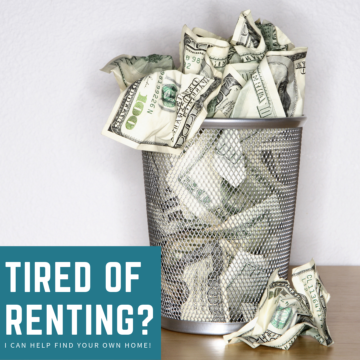Tired of Renting?