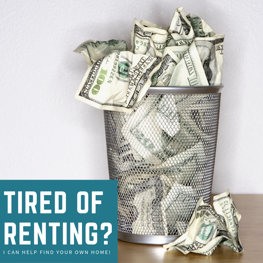 Tired of Renting? Why You Should Be.