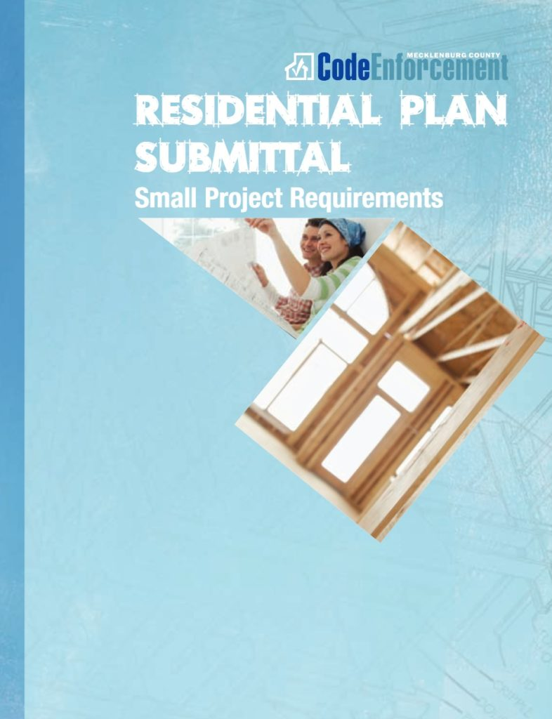 Small Project Permit Requirements