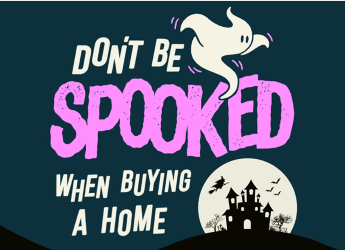 Don't Be Spooked When Buying A Home This Halloween Season