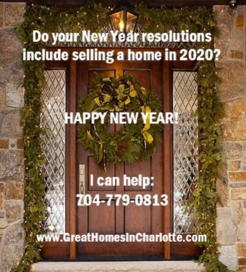 Is selling your Charlotte home a 2019 resolution?