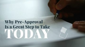 Get Pre-Approved Before Buying A Home