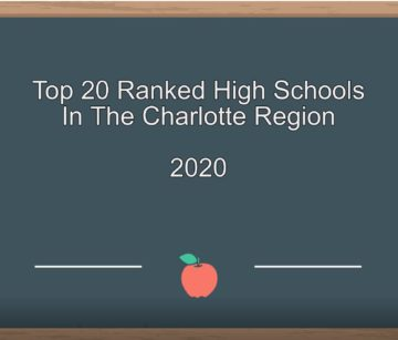 20 Best Ranked High School In Charlotte Region