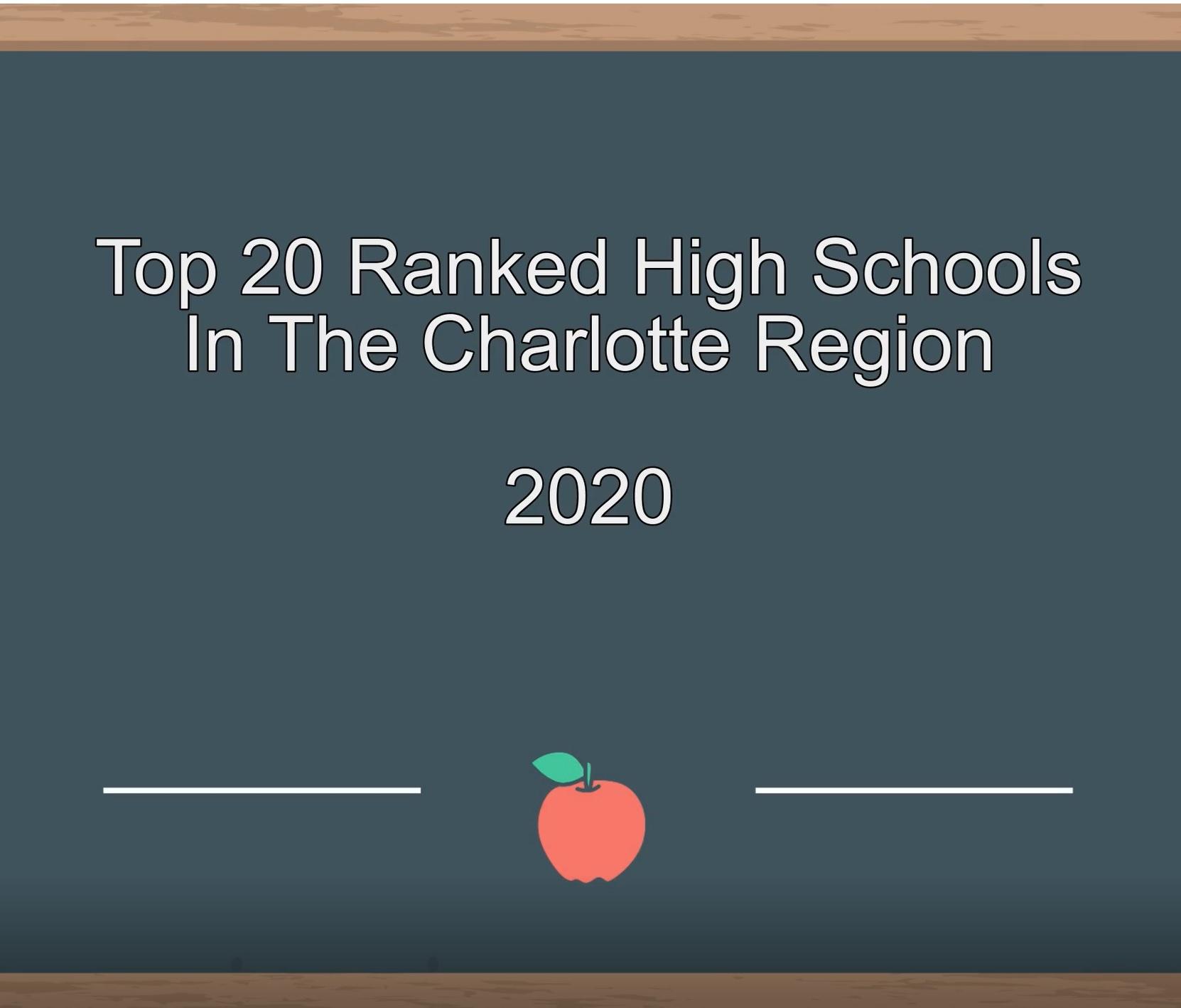20 Best Public High Schools In The Charlotte Region