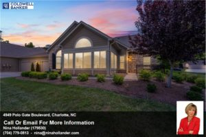 4949 Polo Gate Blvd in Charlotte for sale