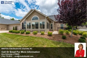 4949 Polo Gate Boulevard In Charlotte