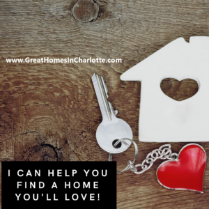 GreatHomesInCharlotte Can Help You Find A Home You Love