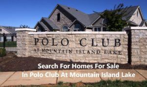 Polo Club at Mountain Island Lake Homes For Sale
