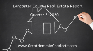 Lancaster County Real Estate Update Second Qtr 2020