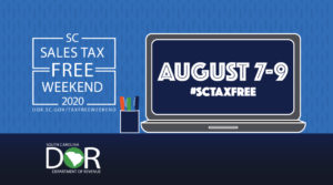 Tax Free Shopping Weekend In South Carolina 2020