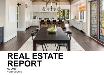 York County, SC Real Estate Report Qtr 2-2020