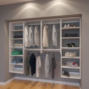 Custom closets offer a great return on your investment