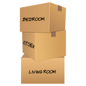 downsizing your home and packing your belongings
