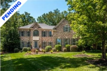 Under contract in weddington 2216 potter cove lane