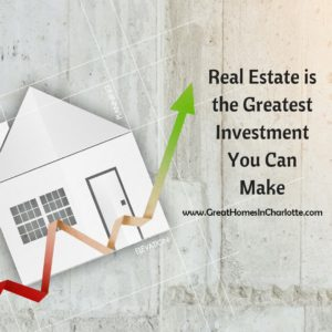 best investment: it's real estate
