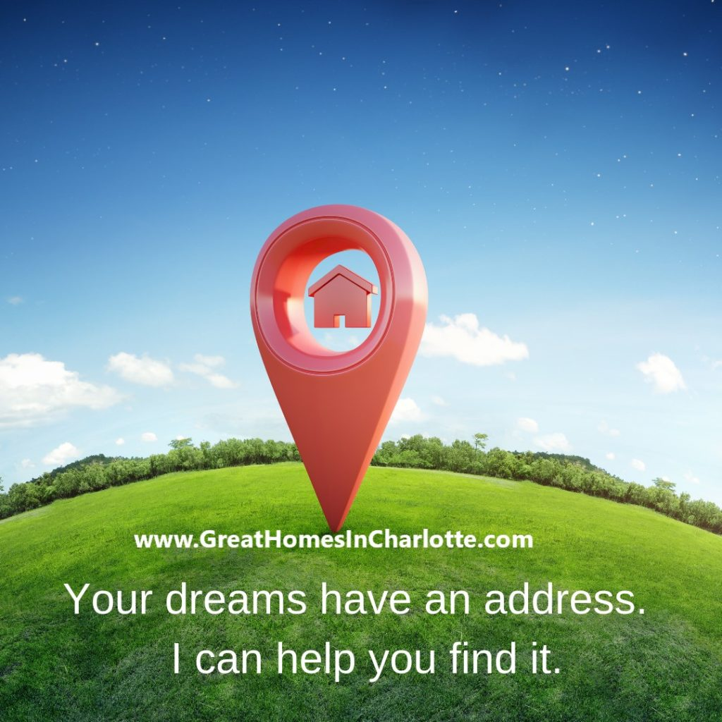 Greathomesincharlotte.com can help you find your dream home