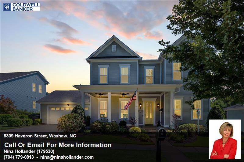 Cureton Home In Waxhaw Under Contract In One Day: 8309 Haveron Street