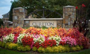 Cureton Entrance In Waxhaw