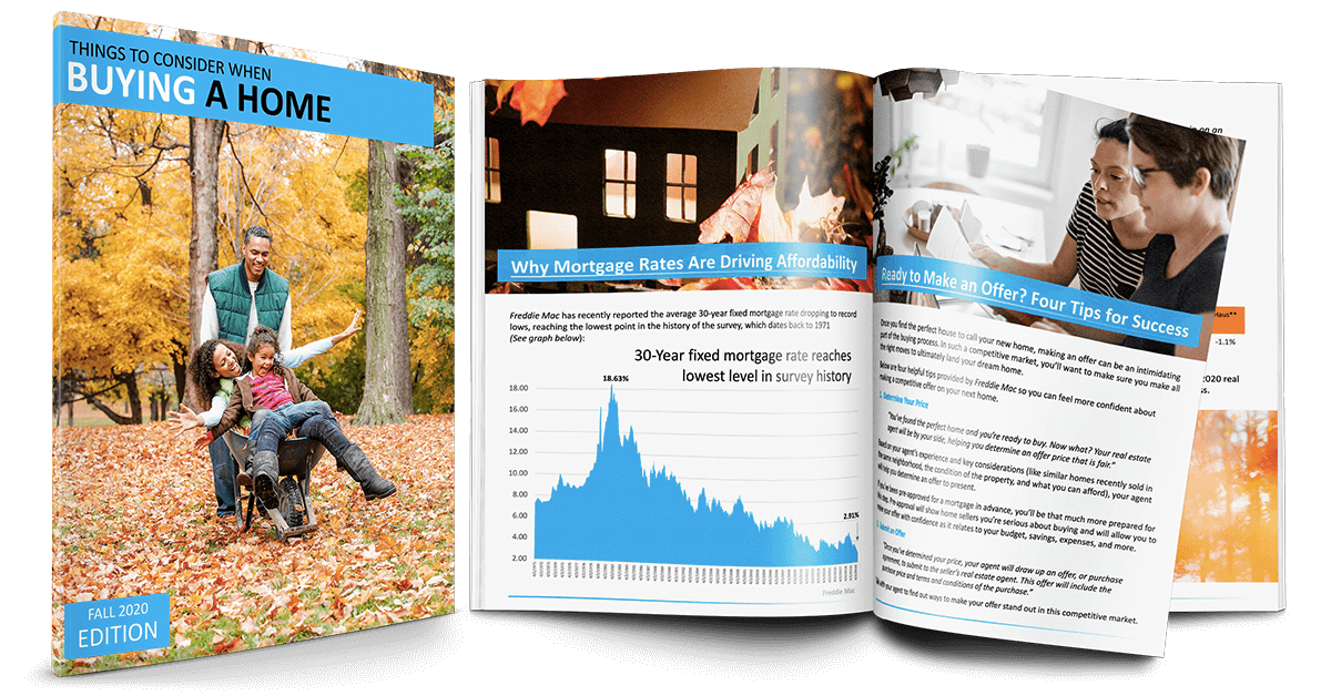 Home Buyer Guide For Fall 2020