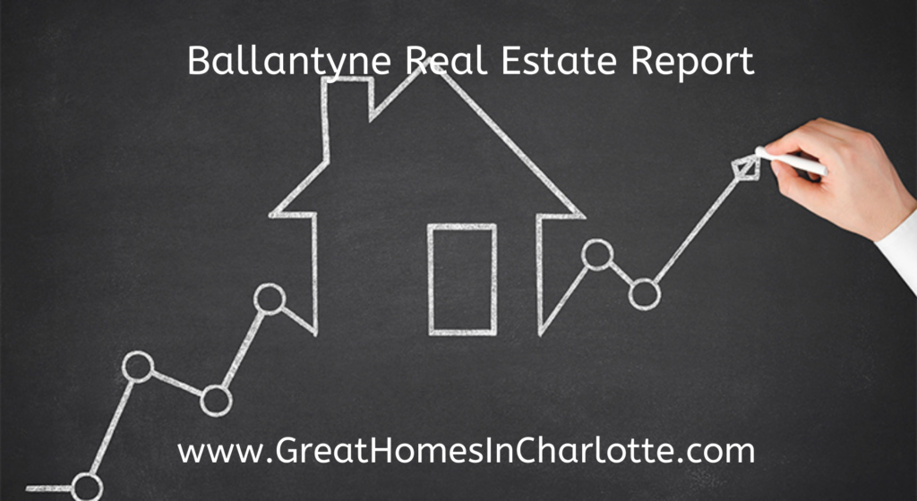 Ballantyne (28277 Zip Code) Real Estate Report