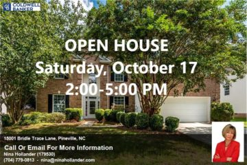 Open House 15001 Bridle Trace Lane Saturday Oct 17