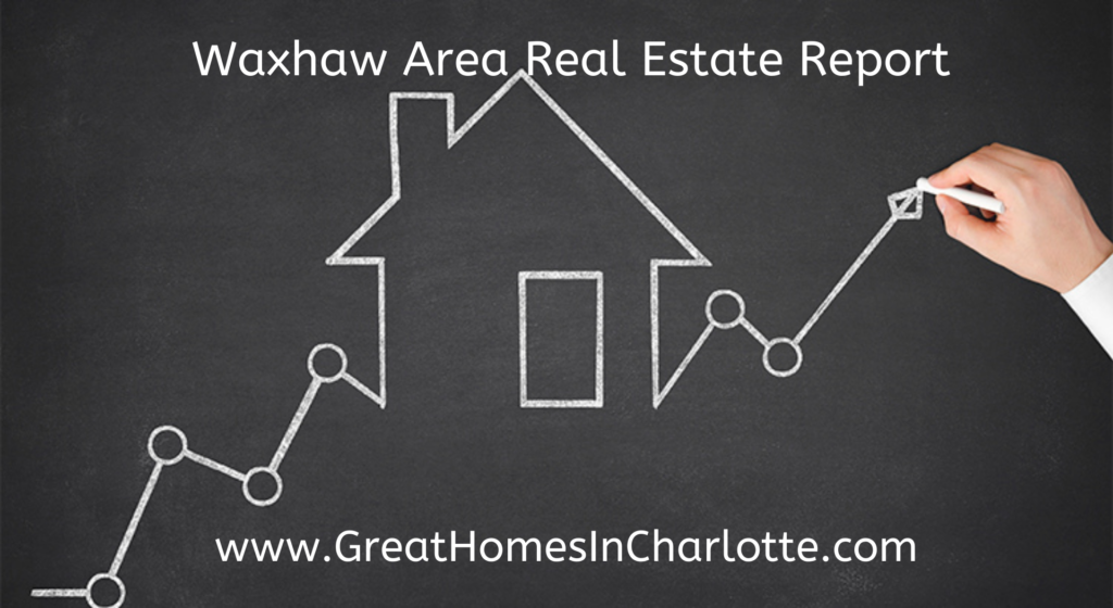 Waxhaw Area Real Estate Report