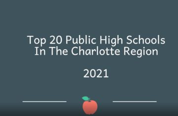 Greater Charlotte To 20 Public High Schools 2021