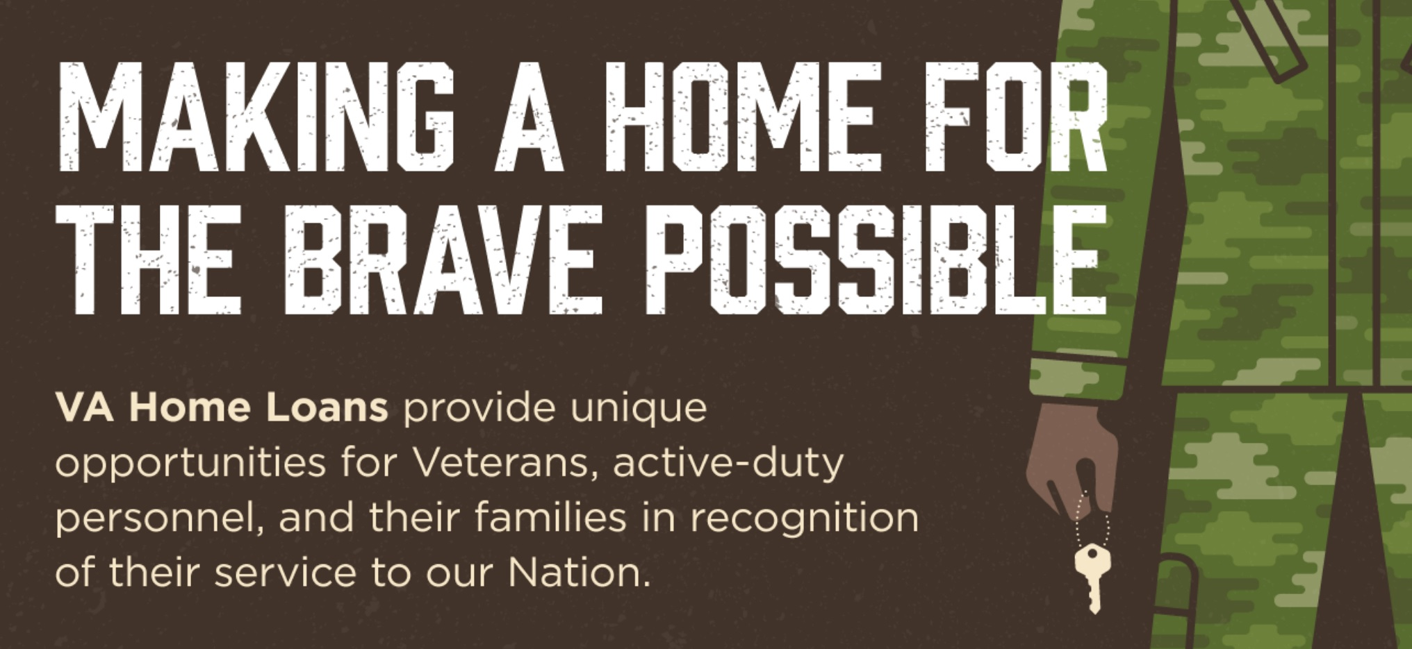 How VA Home Loans Make Home Ownership Possible For Veterans