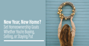 Homeownership Goals For 2021