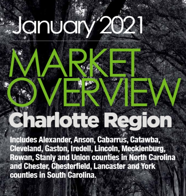 Charlotte Region Real Estate Overview January 2021