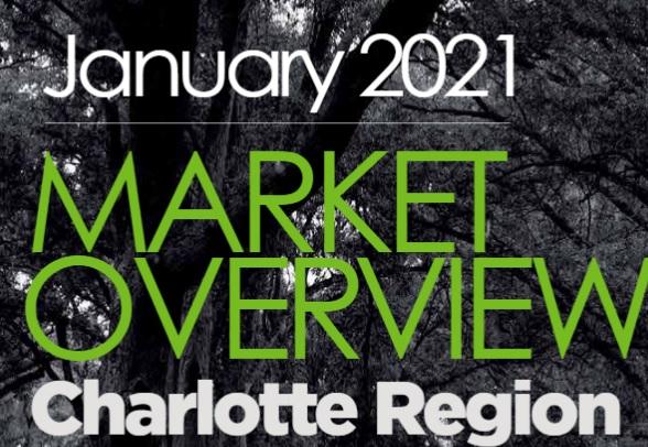 Charlotte Region Real Estate Report: January 2021