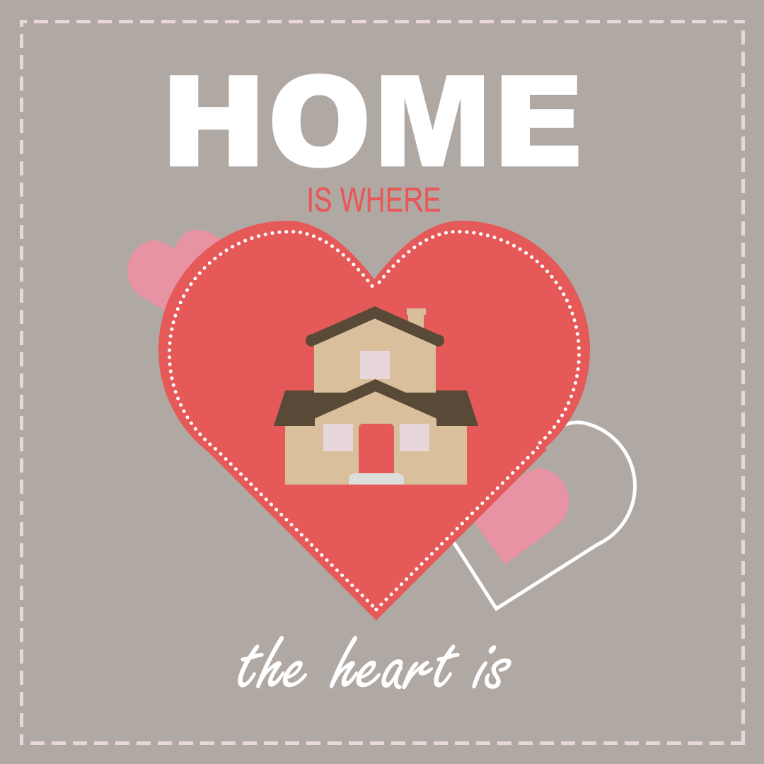 It's Easy To Fall In Love With Homeownership.