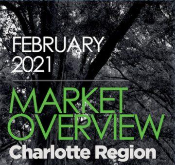 Charlotte NC Region Housing Market February 2021