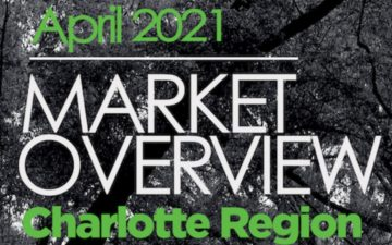 Charlotte Region Housing Market Overview April 2021