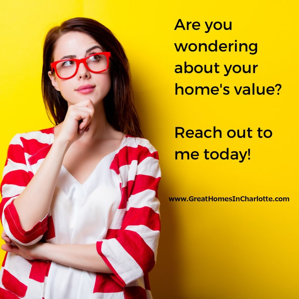 What's My Ballantyne Area Home Worth?