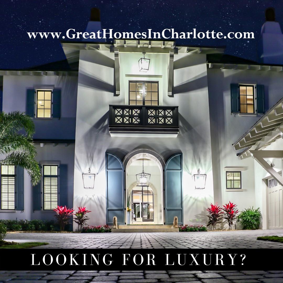 Charlotte Region Luxury Home Real Estate Report: September 2021