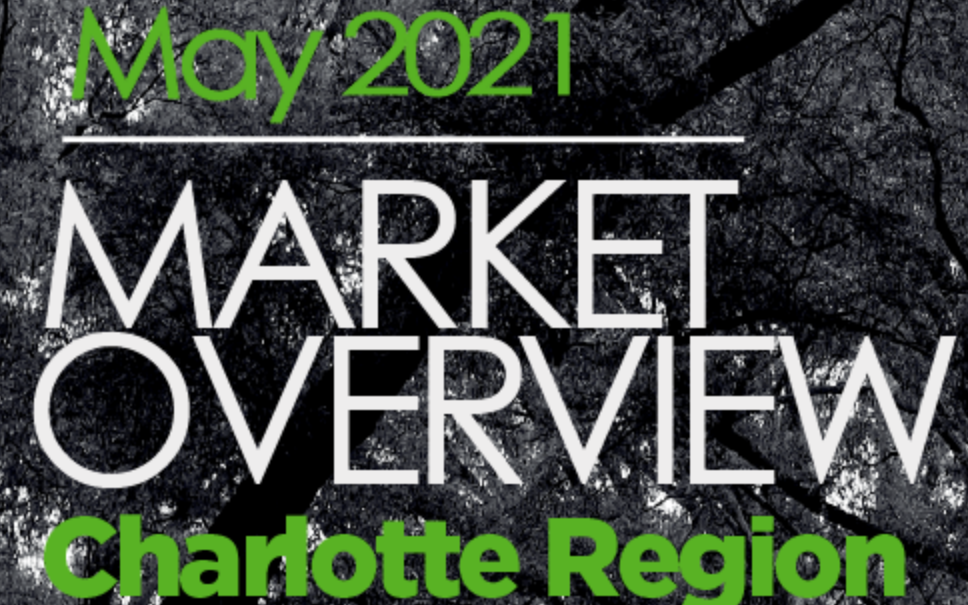 Charlotte Region Real Estate Report: May 2021