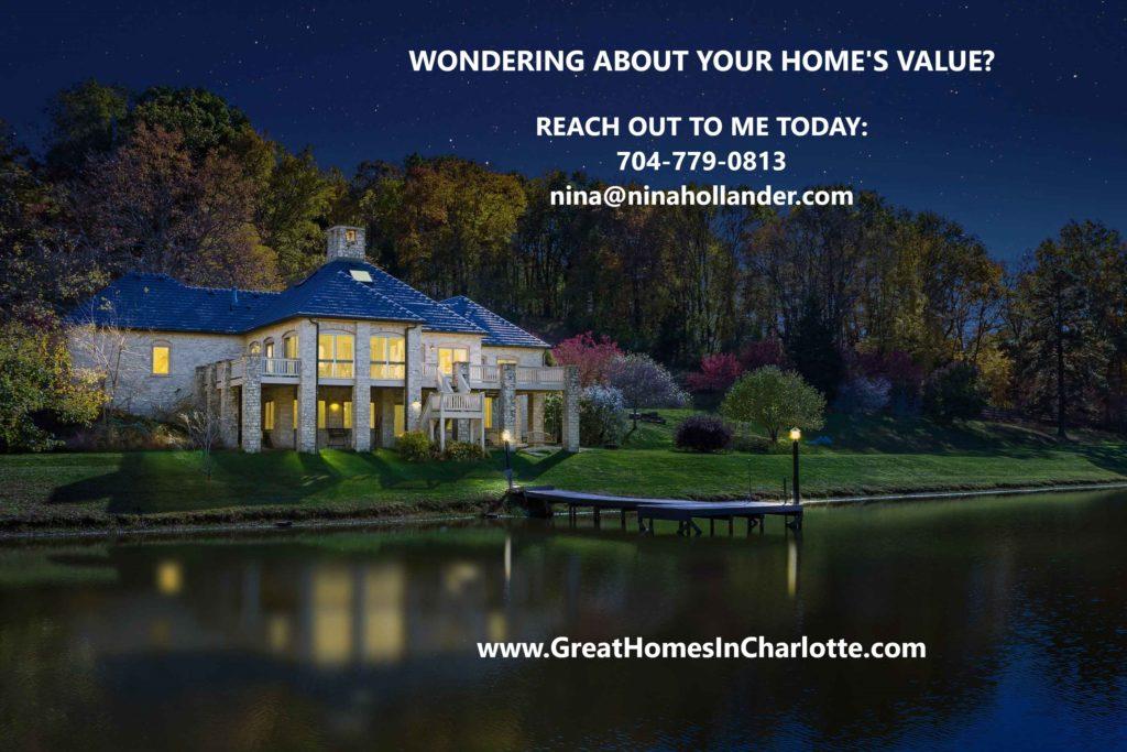 What's My Charlotte Luxury Home Worth?