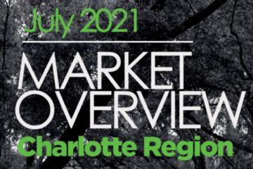 Charlotte Region July 2021 Housing Market Overview