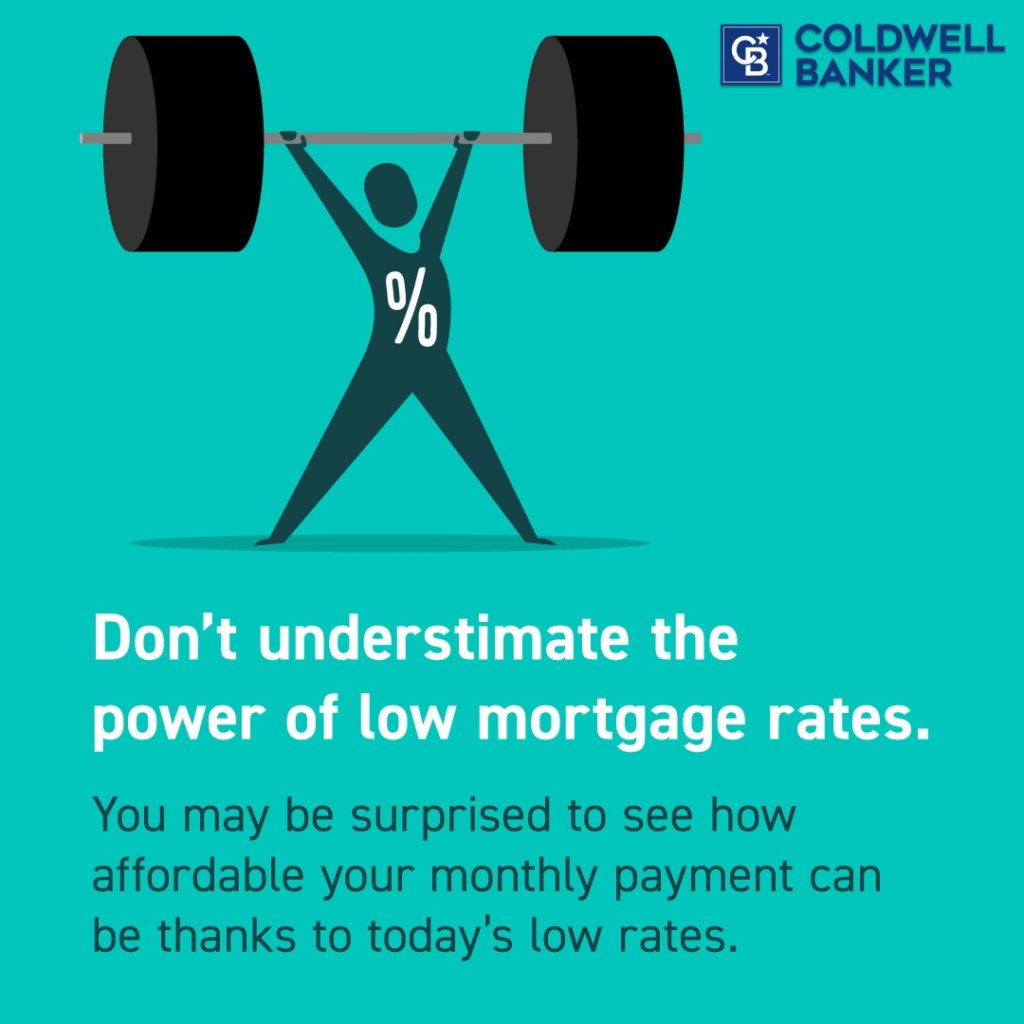 Low mortgage rates a powerful factor in housing affordability