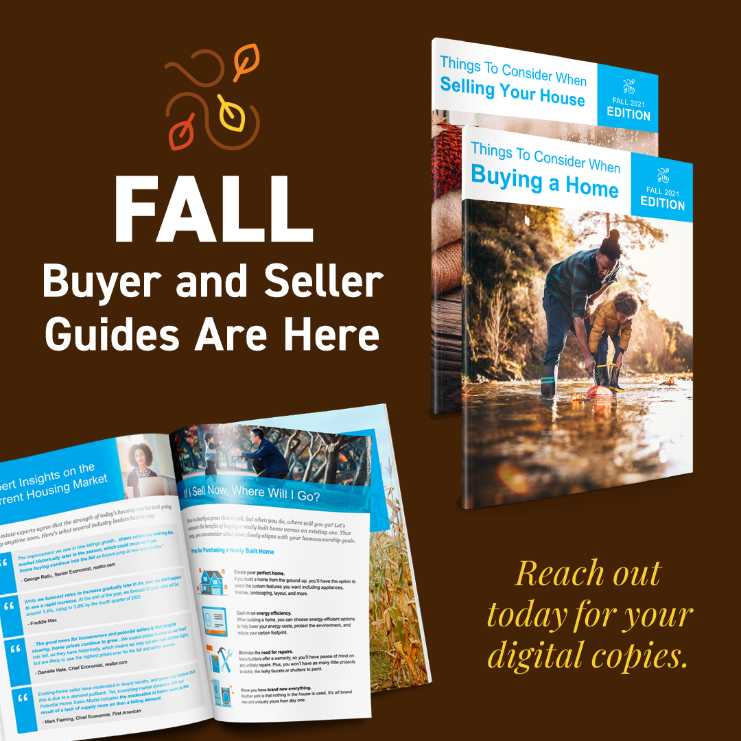 Fall 2021 Home Buyer & Home Seller Guides