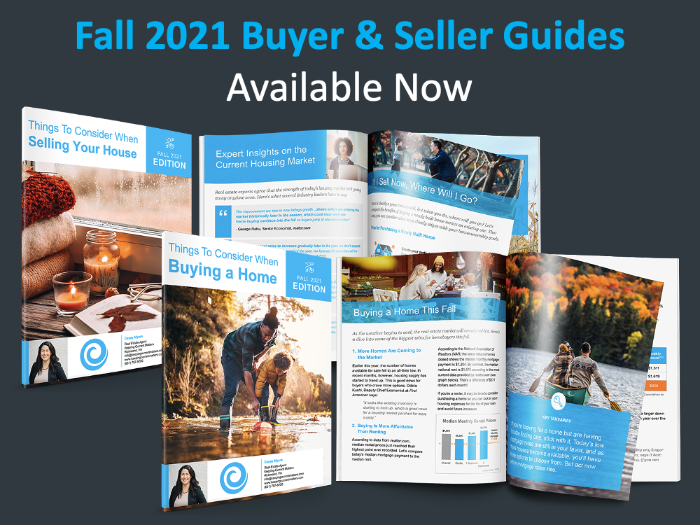 Home Buyer & Home Seller Guides