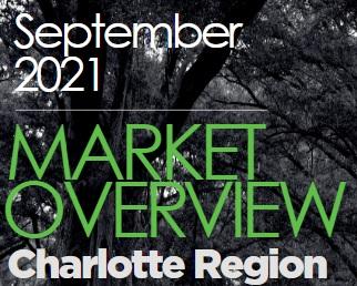Charlotte Region Home Sales Overview In September 2021